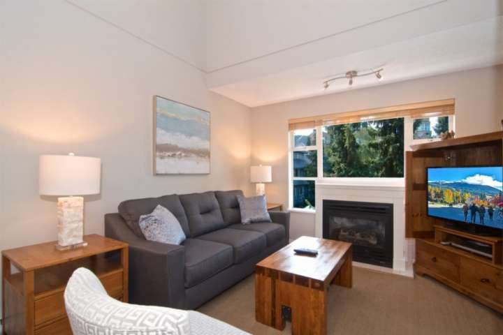 Newly UPDATED TOP FLOOR with LOFT - Base of BLACKCOMB Mountain; SUPERB Location Chalet in Whistler