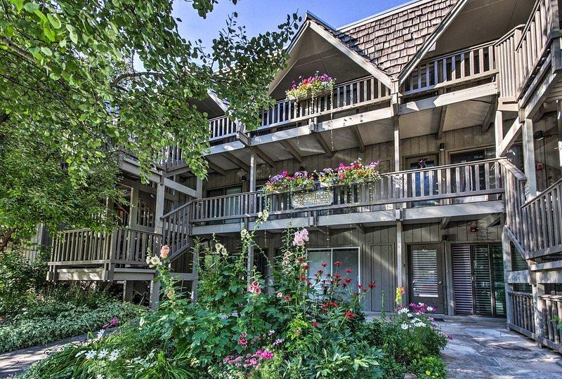 Este lujoso alquiler de vacaciones en Aspen es su retiro definitivo en las Montañas Rocosas.