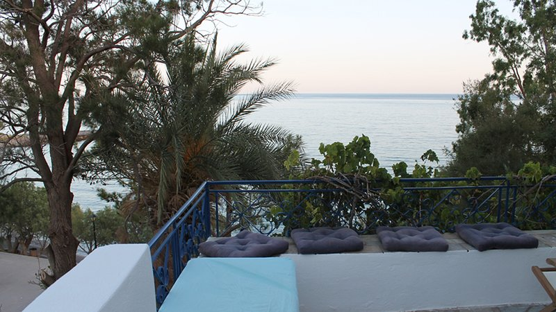 Blue & Sea House, holiday rental in Achlia