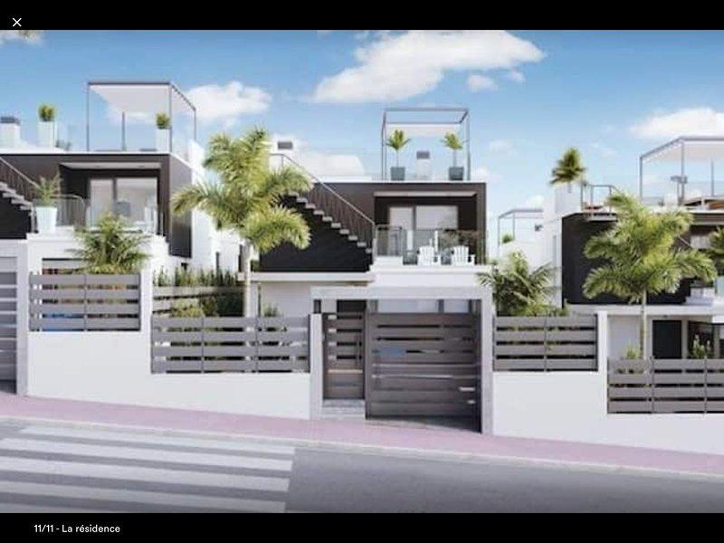 Modern Familial Villa - Casa Villamartin - Orihuela Costa, holiday rental in Villamartin