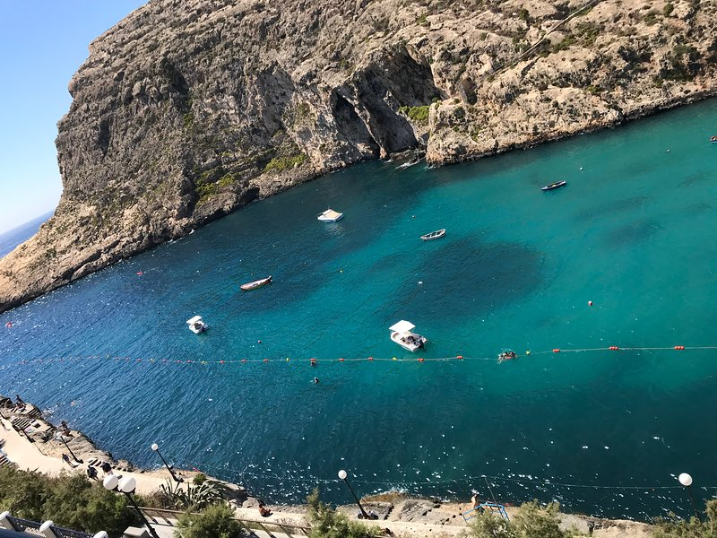 Panoramic View of Xlendi, vacation rental in Munxar