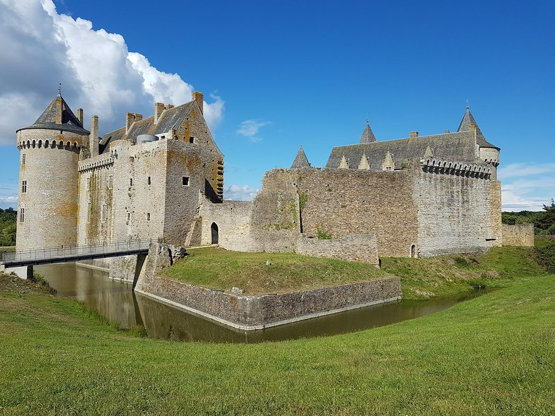 Chateau near Vannes
