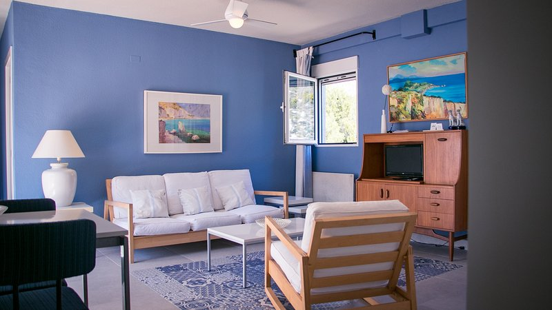 Apartamento rural Las Vistas, aluguéis de temporada em Otos