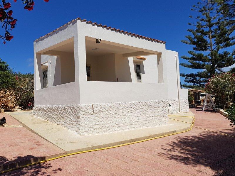 GRAZIOSA VILLETTA, Ferienwohnung in Lampedusa