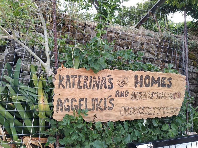 Aggeliki's home, vacation rental in Elos