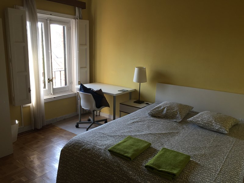 Exceptional Flat to rent in the heart of Segovia, holiday rental in Abades