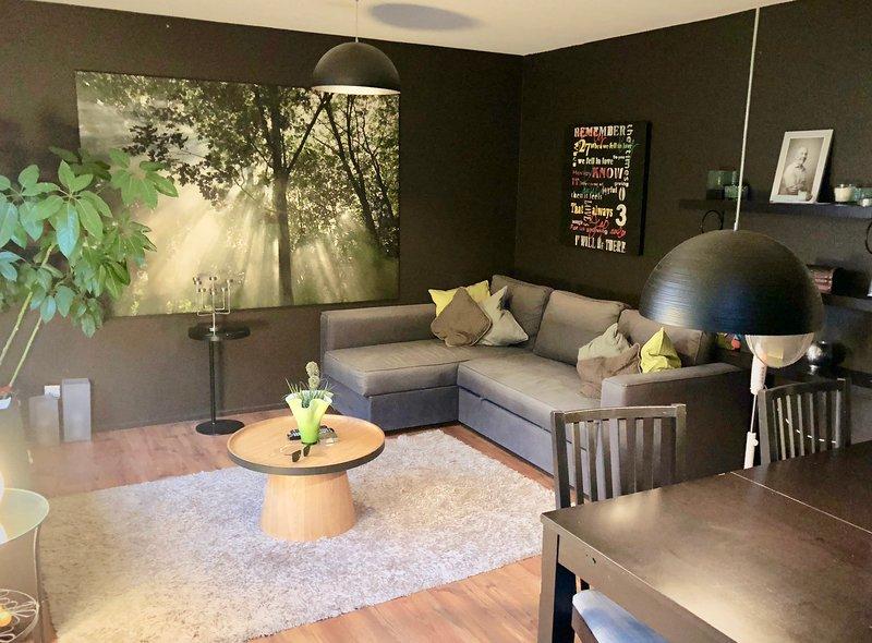 Amazing flat Amsterdam (Arena & Ziggo Dome) – semesterbostad i Muiden