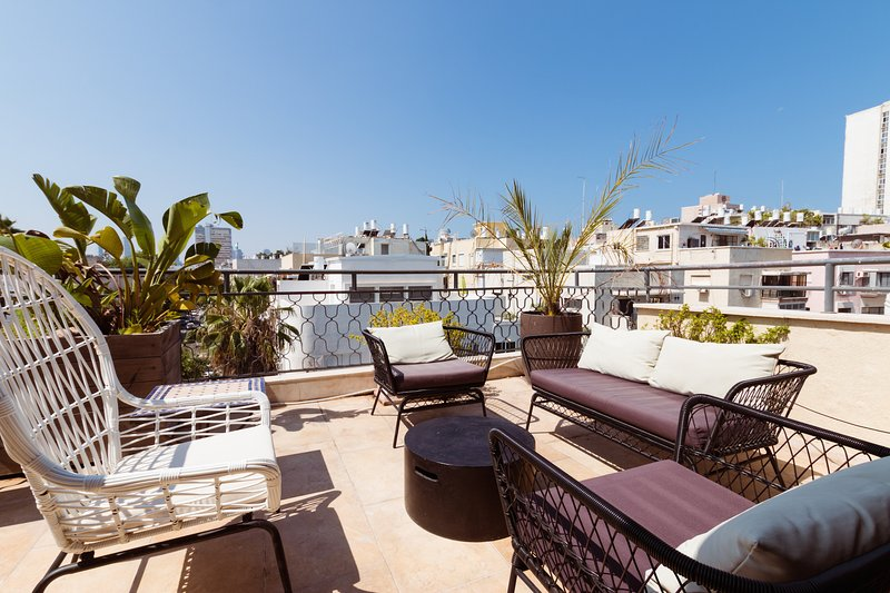 Natan HaHaham 9, vacation rental in Tel Aviv