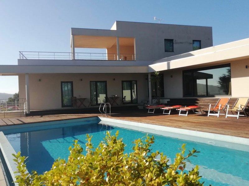 Casa Magnólia, holiday rental in Granxa