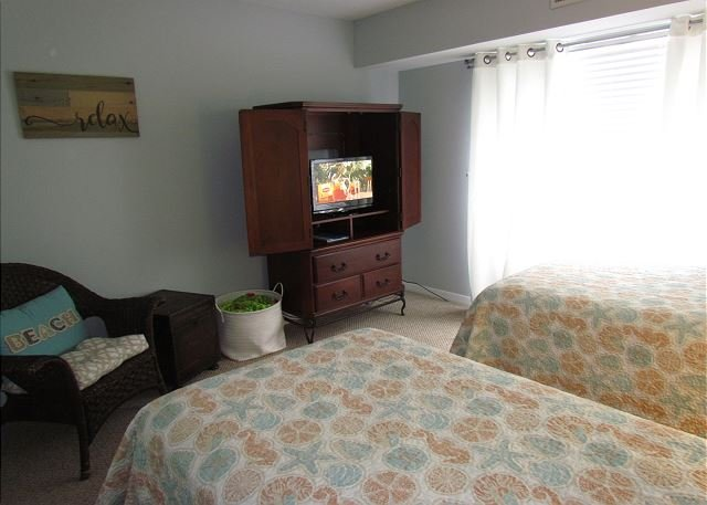 Gästezimmer mit TV