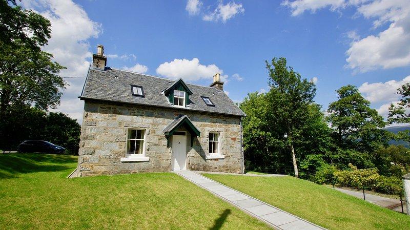 Edinample Lodge, vacation rental in Balquhidder