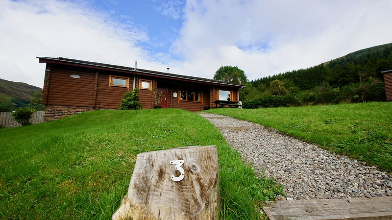 Glen Ogle Lodge, casa vacanza a St. Fillans