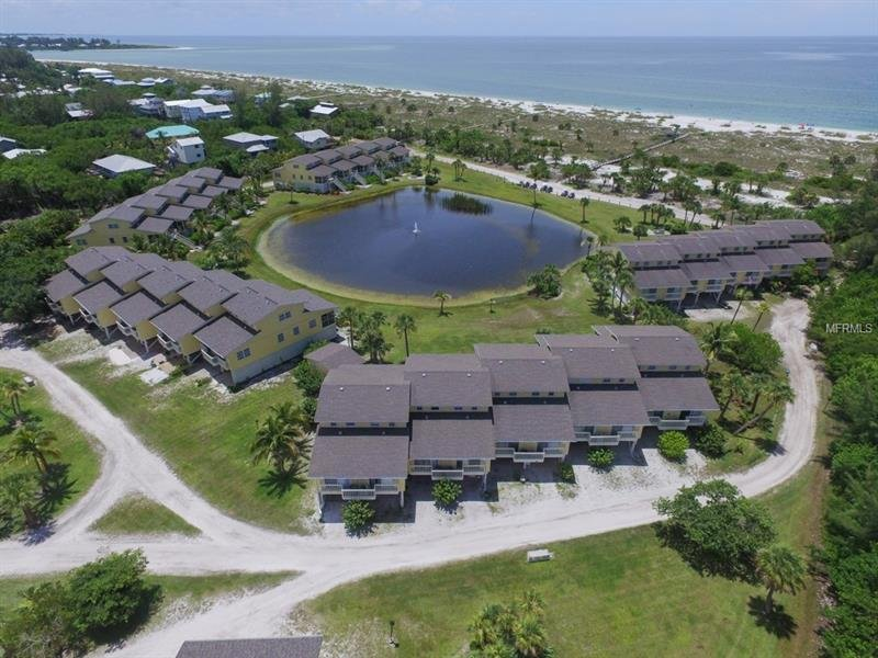 Aerial view of our complex.