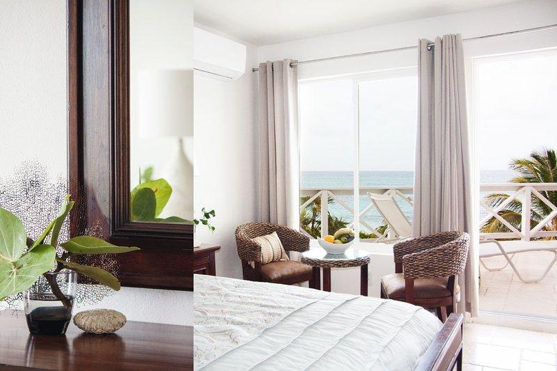 Ocean View Coral Suite – Private luxury Beach Resort, location de vacances à Île du chat