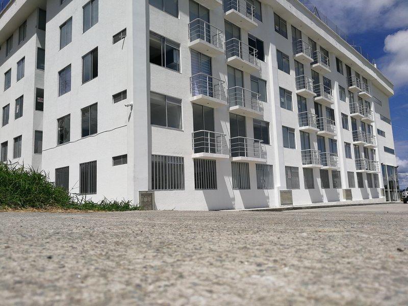 Apartamento Amoblado cerca al Parque del Café - Montenegro, location de vacances à La Tebaida
