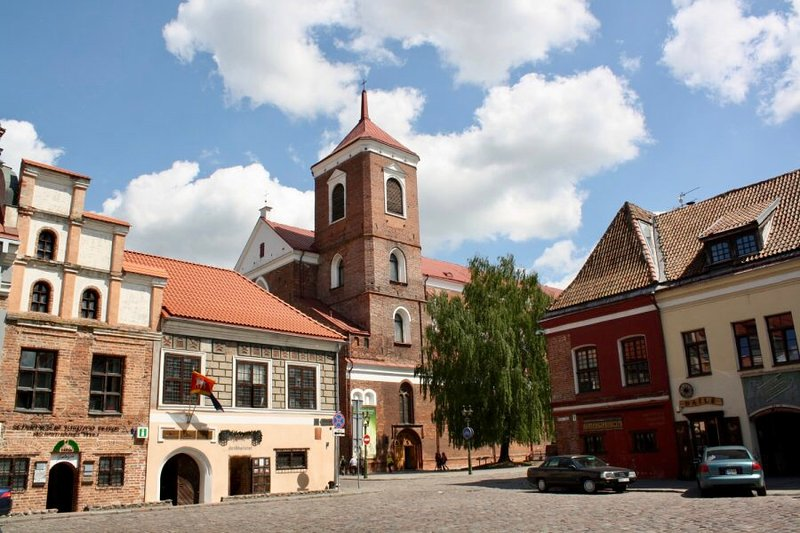Old Town Apartment Kaunas, alquiler vacacional en Condado de Kaunas