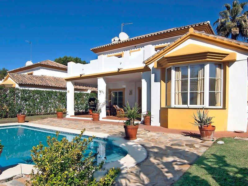 Hacienda Andaluz, vacation rental in Mijas