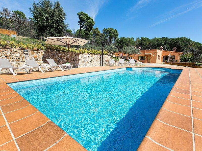 Coral, vacation rental in Vall-Llobrega