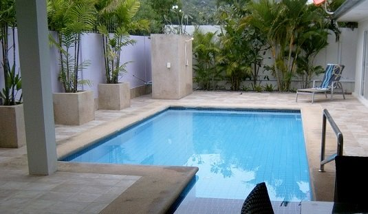 Fruit Garden Pool Villa, holiday rental in Pranburi