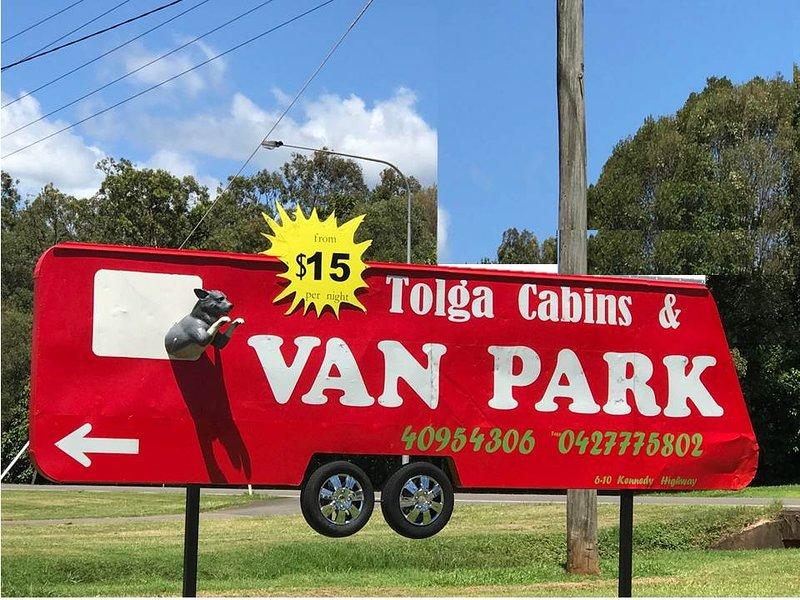 Tolga Caravan Park, vacation rental in Yungaburra