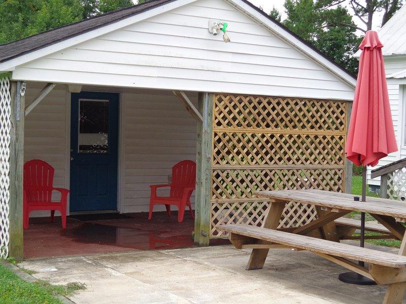 STUDIO APARTMENT, holiday rental in Beaufort