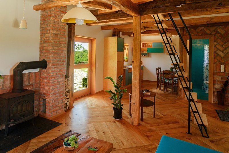 Ekodrom Estate - Plant House, holiday rental in Donja Kupcina