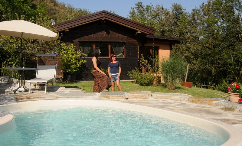Bed and Breakfast naturAS - La Casetta nel Bosco