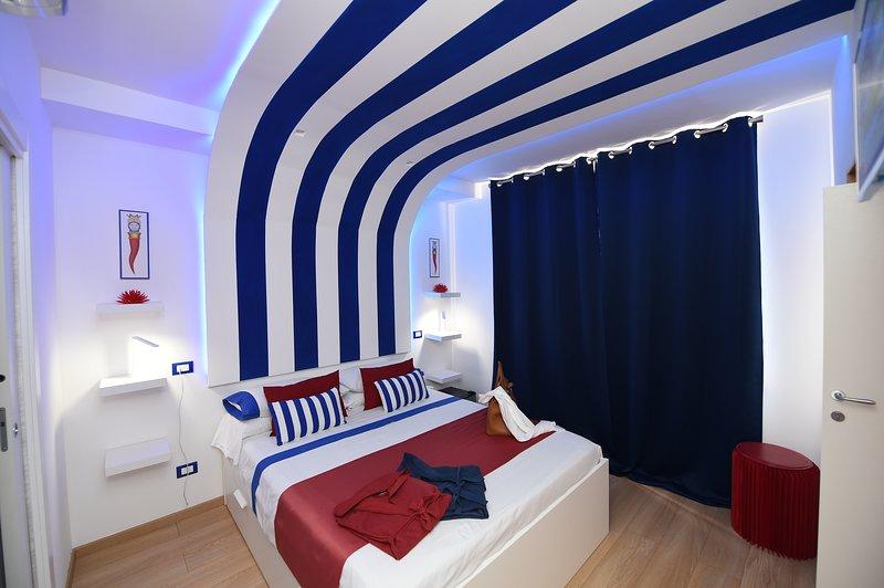 Sorrento Center room Archi – semesterbostad i Sorrento