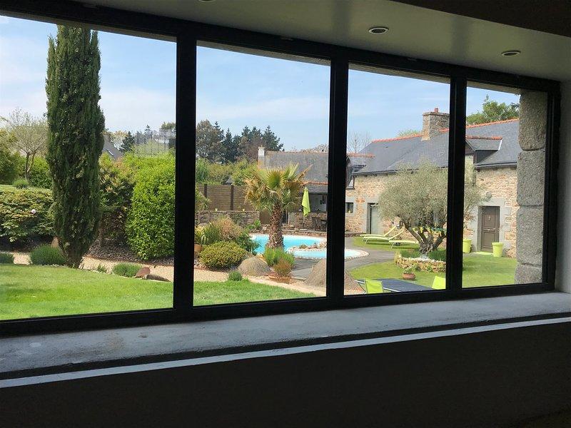 LA GRANGE BRETONNE, vacation rental in Hillion