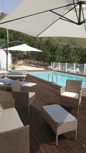 Villetta Delizia Scopello, vacation rental in Castellammare del Golfo