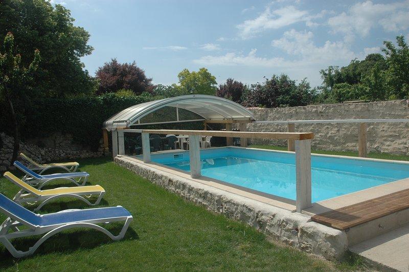 Gîtes  de La Paix - Un endroit paisible pour visiteurs cool !, alquiler vacacional en La Gripperie-Saint-Symphorien