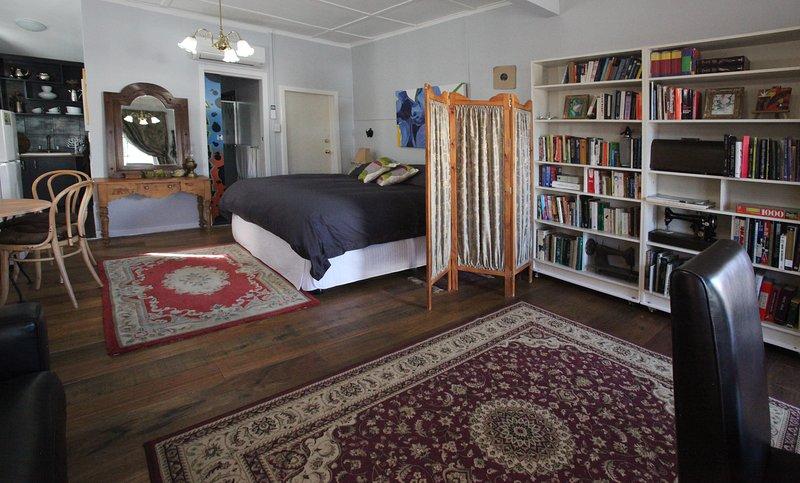 Wallace Lodge, holiday rental in Braidwood