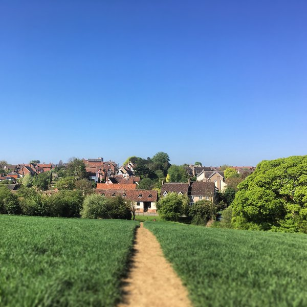15th Century medieval cottage: Lavenham Cottitch, holiday rental in Woolpit