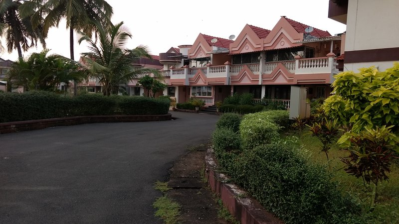TripThrill Waite 1BHK Apartments, holiday rental in Benaulim