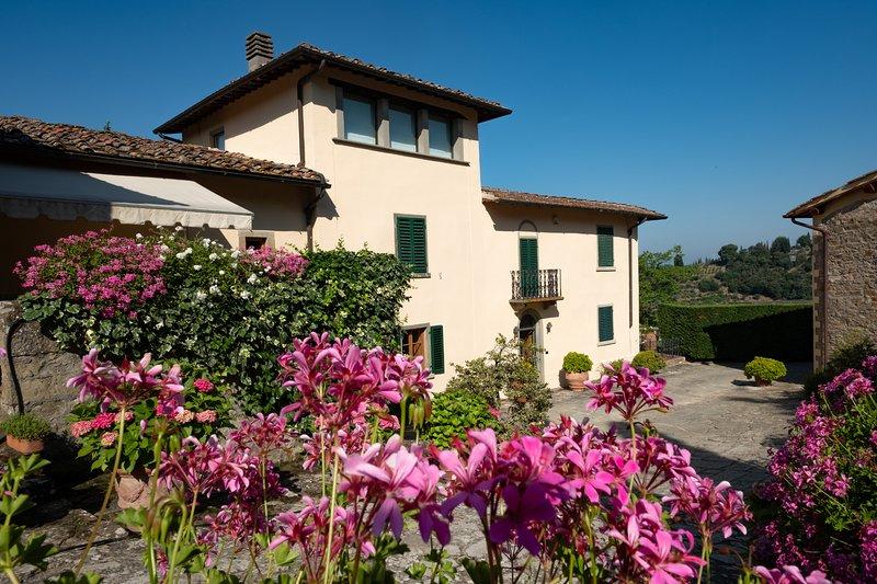 Villa Adriano, casa vacanza a Casole