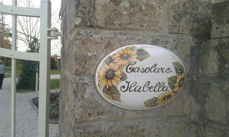 'Alice'room' matrimoniale in cascinale di campagna – semesterbostad i Capannoli