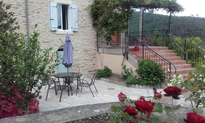 Gîte Le Champ Neuf en Cévennes 3 épis Gîte de France, holiday rental in Lozere