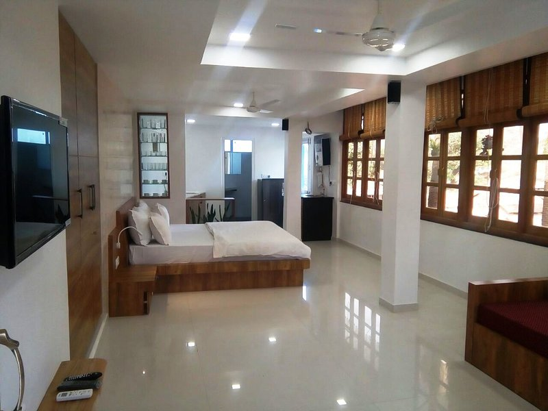 Carnival Casa - First floor, vacation rental in Sirohi District