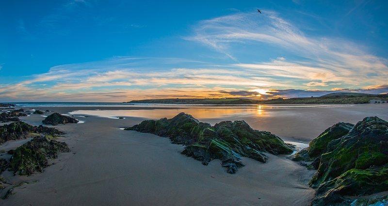Sandend sunrise