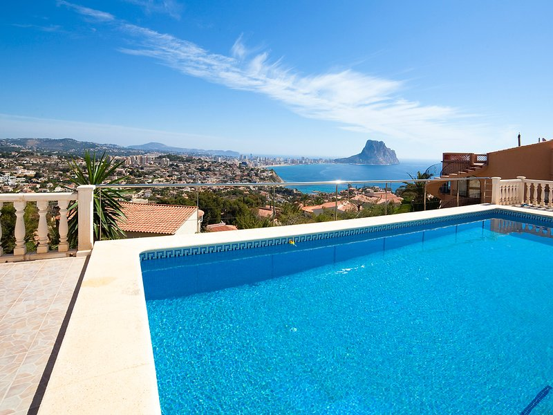 Audine, holiday rental in Calpe