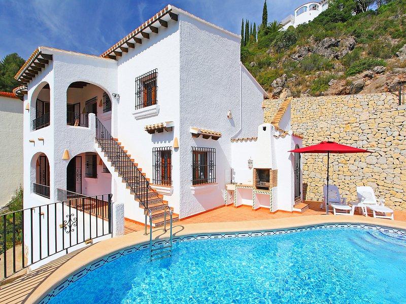 Del Azahar, holiday rental in Sanet y Negrals