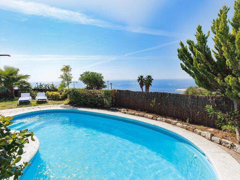Santa Monica, vacation rental in Tossa de Mar