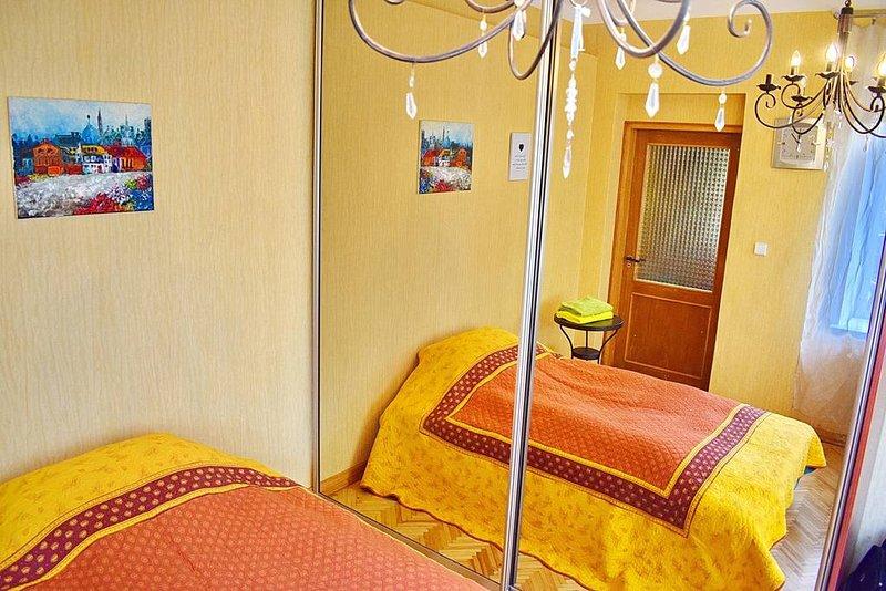Double room in Kaunas, casa vacanza a Contea di Kaunas