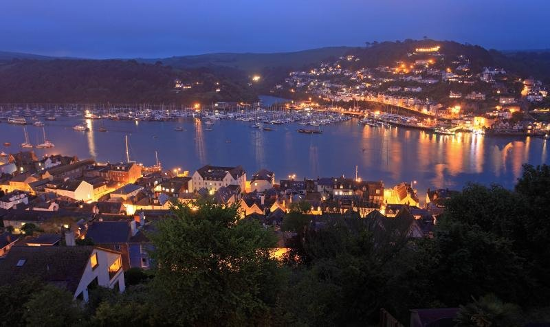 Dartmouth by Night
