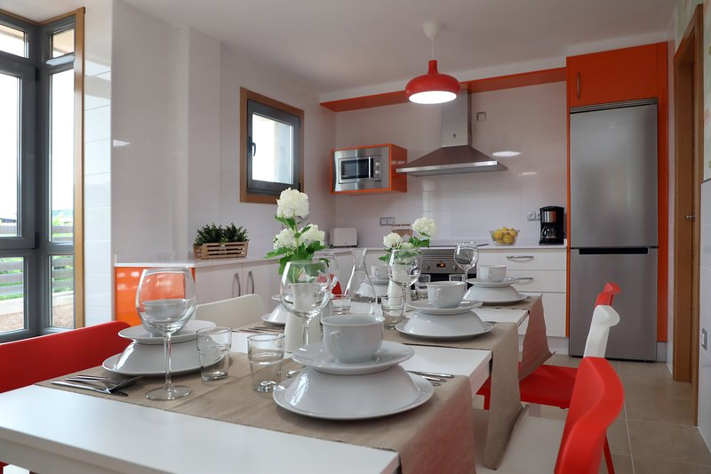 Chalet Vacacional Salnés Sur, holiday rental in Meis