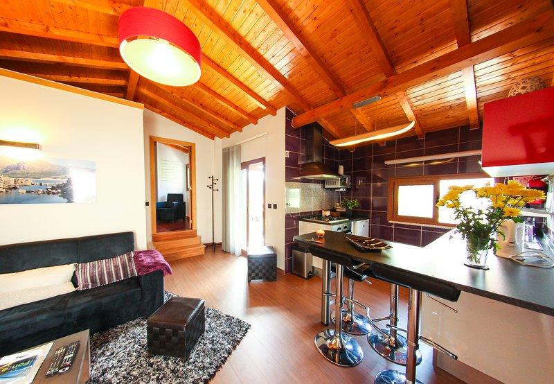 Visite o Gerês  Welcome to Gerês flat T1 Mountain Casa da Fonte, vacation rental in Gondoriz