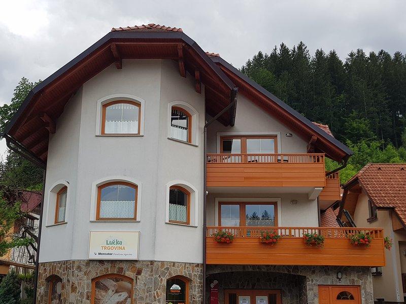 Apertments BBI - Green Beech, holiday rental in Ljubija