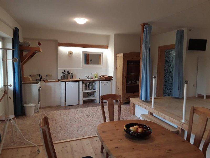 Sonnhof Ressl Familienappartment - Wohnen im Grünen nahe Wien, location de vacances à Basse-Autriche