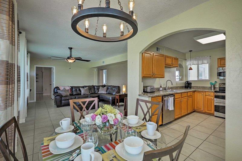 Ne hésitez pas à réserver ce bungalow Daytona Beach pour votre prochaine escapade!