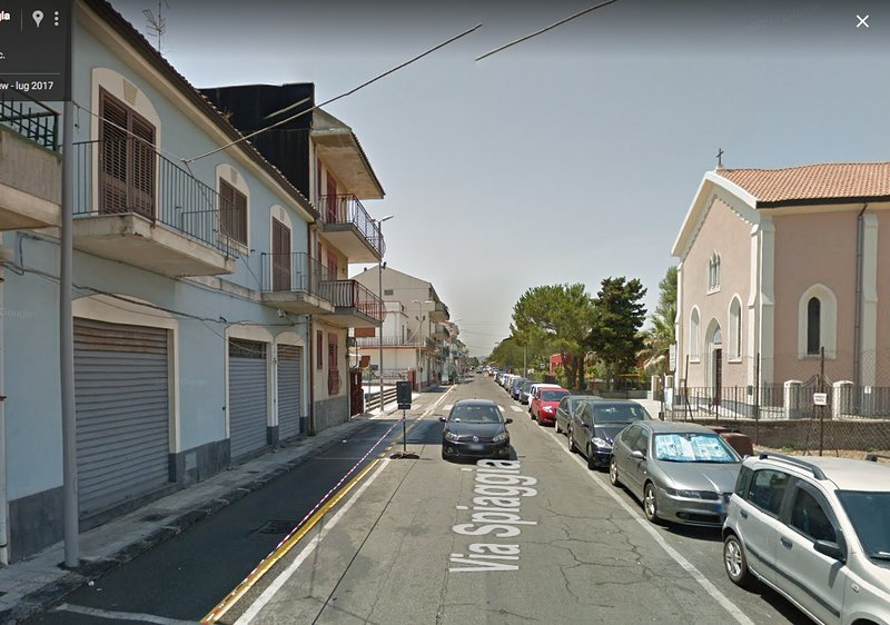 Galatea  Via spiaggia 128 Fondachello di Mascali, location de vacances à Mascali